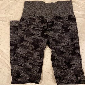 Camo Gymshark Leggings